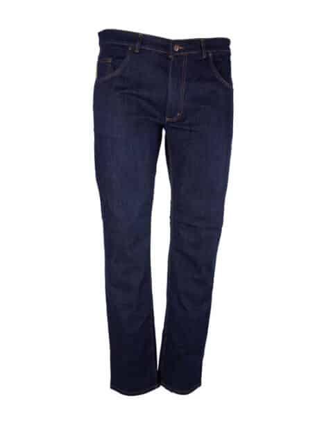 Spodnie jeans plus-size Divest 510