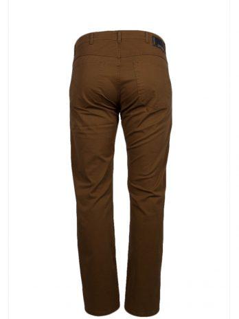 Divest spodnie długie materiałowe toffie Model 507