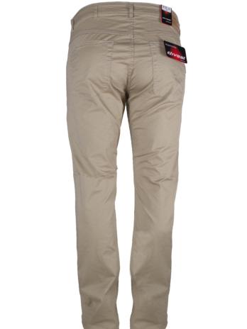 Divest spodnie długie materiałowe słomkowe Model 562