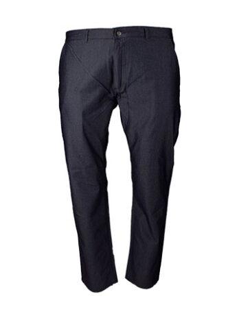 Divest spodnie długie garniturowe granatowe Model 538