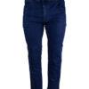 Spodnie jeans plus-size Divest 555