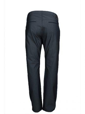 Divest męskie spodnie garniturowe szare duże rozmiary Model 538