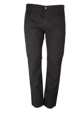Divest spodnie długie materiałowe szare Model 580