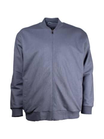 Bluza męska rozpinana bez kaptura  marki Bameha