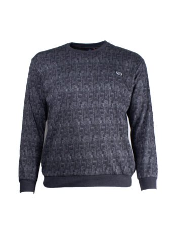 Sweter La Grande Szary