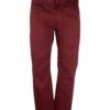 Spodnie bordo duże rozmiary