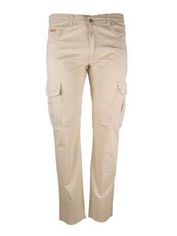 Divest spodnie bojówki piaskowe Model 232