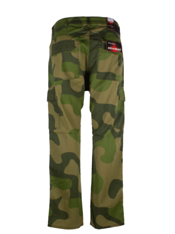 Divest spodnie bojówki moro zielone Model 277