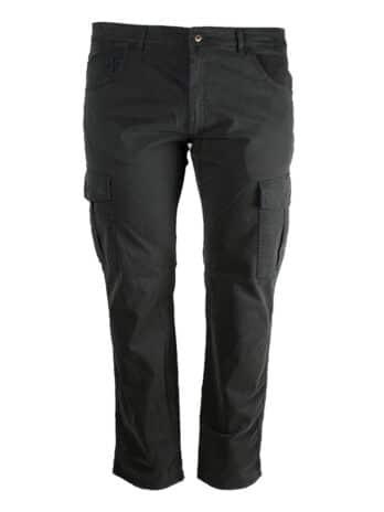 Divest spodnie bojówki męskie oliwkowo szare – meszek Model 217