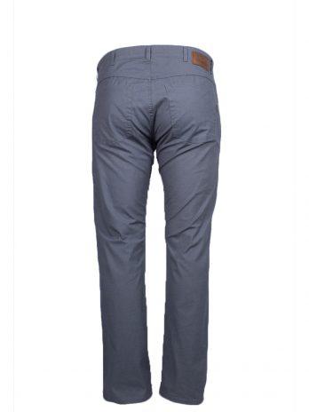 Divest spodnie długie materiałowe szare Model 563