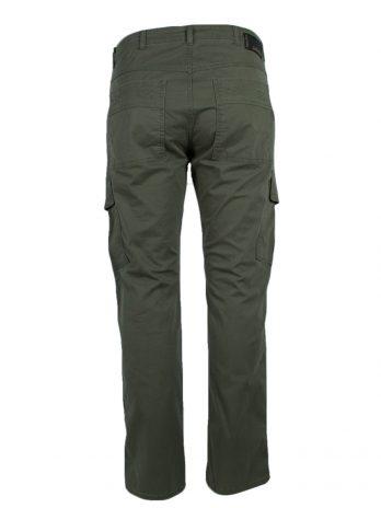 Divest spodnie bojówki męskie Khaki Model 284
